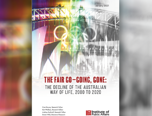 The Fair Go – Going, Gone: The Decline Of The Australian Way Of Life, 2000 to 2020