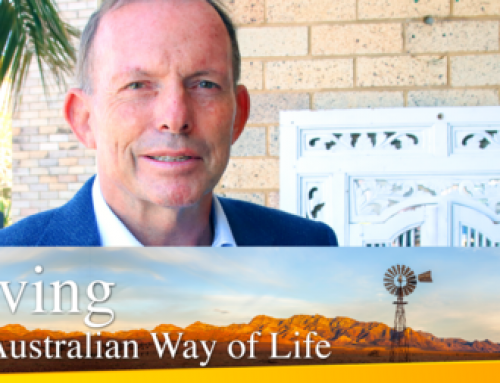 Australia Day Address from Tony Abbott, Distinguished Fellow at the Institute of Public Affairs